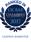 Chambers UK Bar 2017: Leading Individual