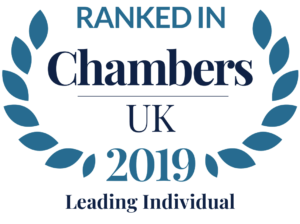 Ranked in Chambers UK